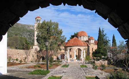 Manastirea Nea Makri