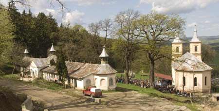 Manastirea Nicula