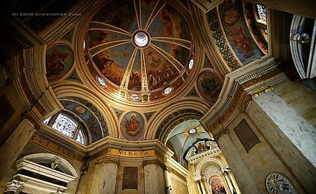 Manastirea Stella Maris din Haifa - Pestera Sfantului Ilie din Muntele Carmel