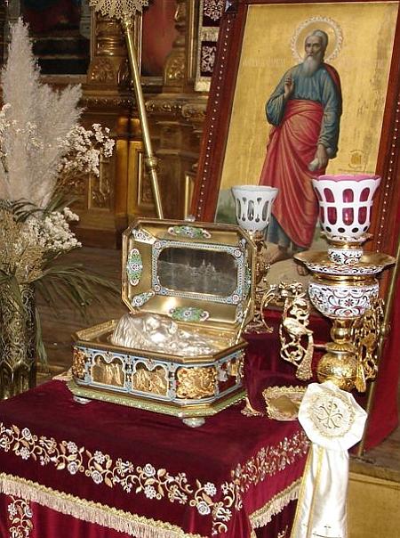 Schitul Sfantul Andrei - Sfantul Munte Athos