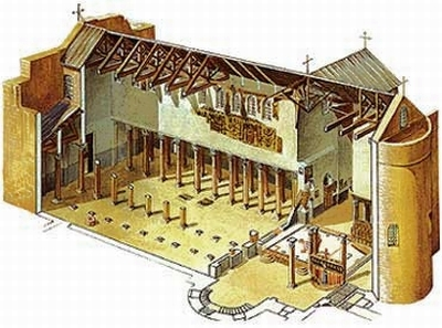 Pestera din Betleem - Harta