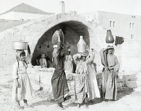 Fantana Maicii Domnului - Nazaret