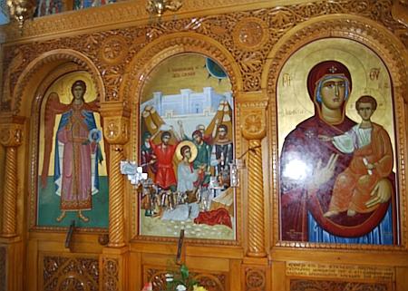 Biserica Sfantul Stefan din Ierusalim