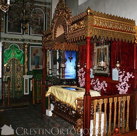 Sfantul Cuvios Teofil cel nebun pentru Hristos