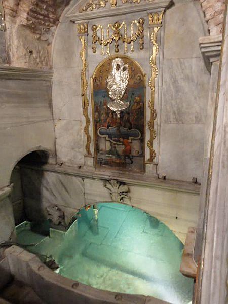 Biserica Izvorul Tamaduirii - Constantinopol