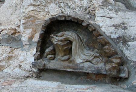 Gradina Ghetsimani - rugaciunea lui Hristos