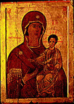 Maica Domnului Antiphonetria - Manastirea Costamonitu