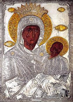 Maica Domnului Esfagmeni - Manastirea Vatoped