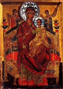 Maica Domnului Pantanassa - Manastirea Vatoped