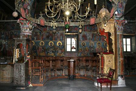 Manastirea Leimonos - biserica centrala
