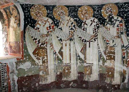 Manastirea Leimonos - Sfantul Altar