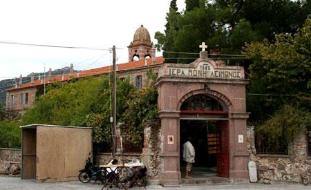 Manastirea Leimonos - Sfantul Ignatie Agalianos