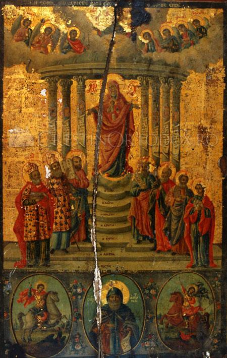 Manastirea Leimonos - Intelepciunea si-a zidit casa