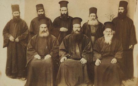 Manastirea Leimonos - obstea cea veche