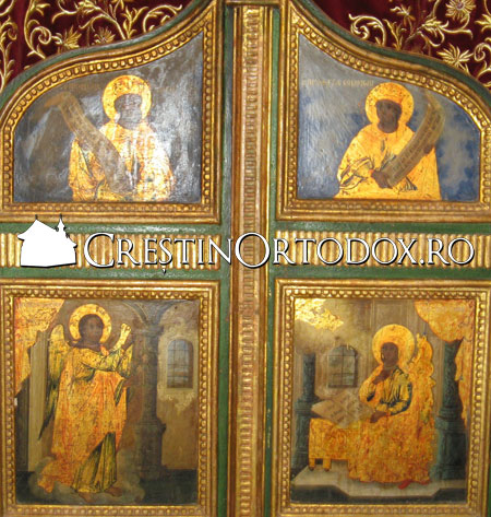 Manastirea Schimbarea la Fata - Muntele Tabor