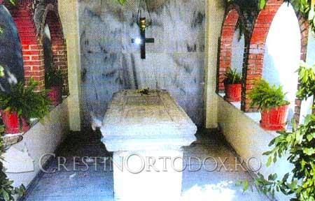 Mormantul Sfintei Arghira