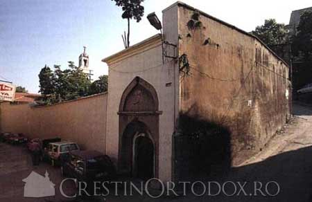 Biserica Sfanta Mucenita Paraschevi - Prichidion, Constantinopol