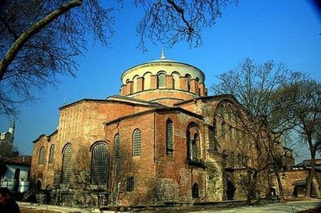 Biserica Sfanta Irina - Constantinopol