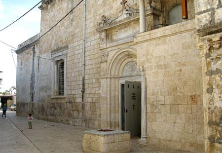 Biserica Sfantul Mare Mucenic Gheorghe - Lida, Lodd
