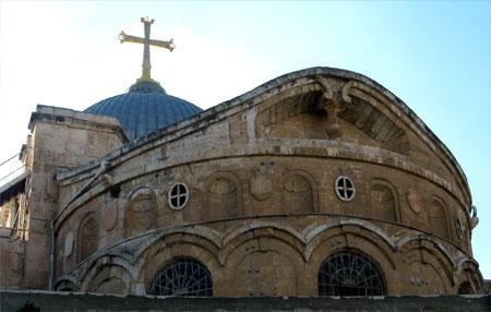 Biserica Sfantului Mormant - Biserica Invierii