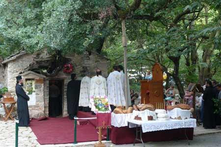 Biserica Sfanta Teodora din  Peloponez - Vasta