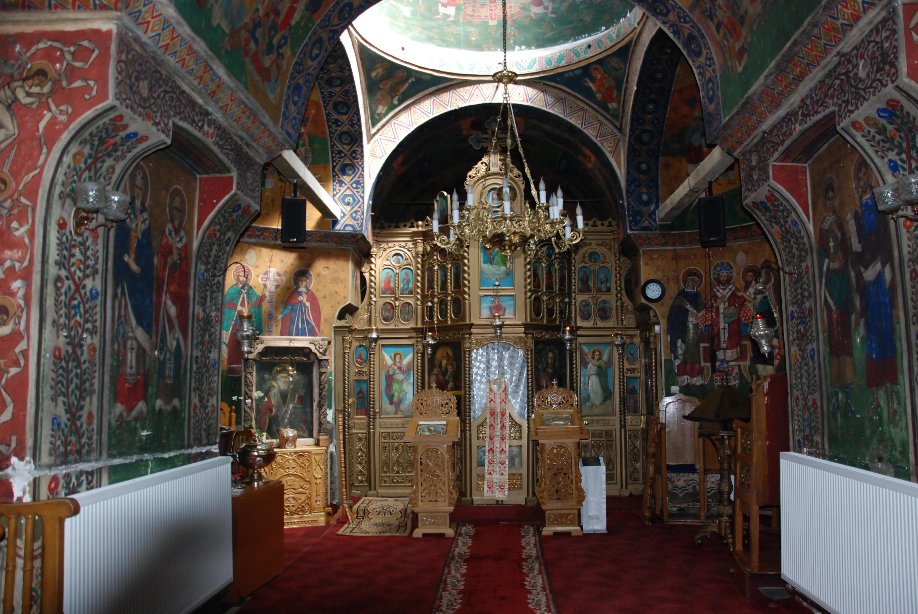 Biserica Ceaus Radu