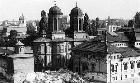 Manastirea Antim - Bucuresti