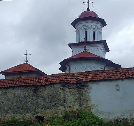 Manastirea Saracinesti - Adormirea Maicii Domnului