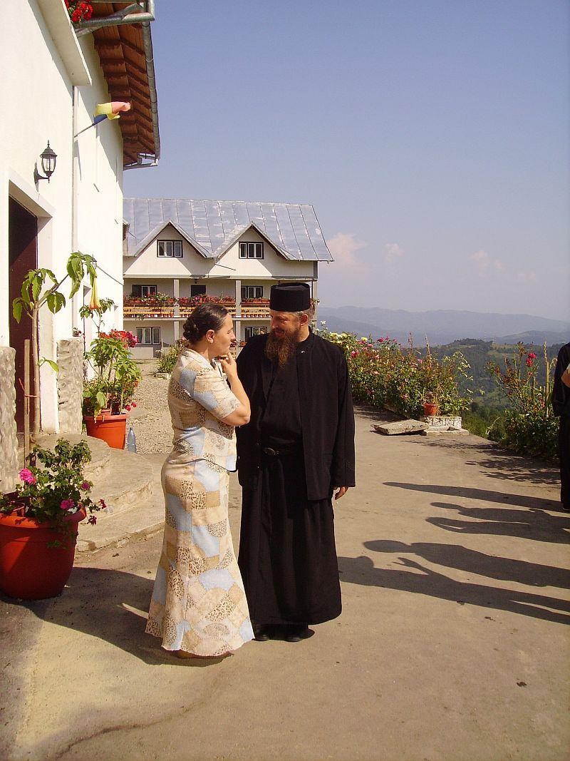 "Manastirea ""Izvorul Tamaduirii"" Petrova"
