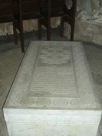 Capela din Bran - Inima Reginei Maria a Romaniei