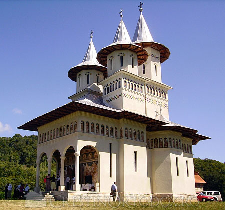 Manastirea Dealul Mare - Sfantul Ilie