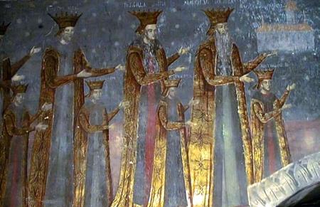 Manastirea Slatina - Suceava