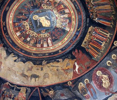 Biserica Sfintii Trei Ierarhi - Filipestii de Padure