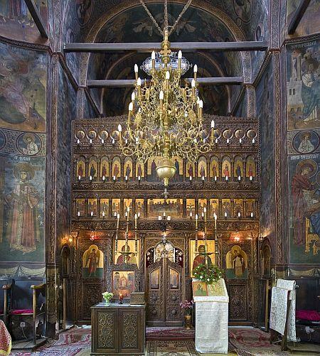 Biserica Marcuta - Sfintii Arhangheli Mihail si Gavriil