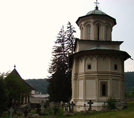 Bolnita din Manastirea Hurezi