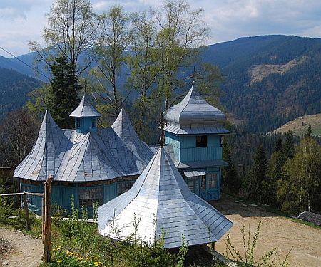 Manastirea Pojorata - Corlateni