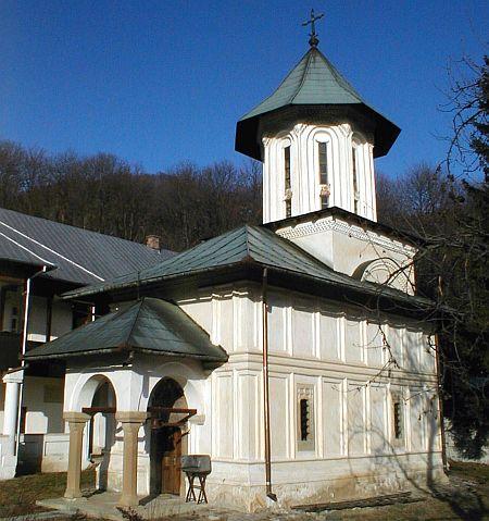 Schitul Sfintii Apostoli - Hurezi