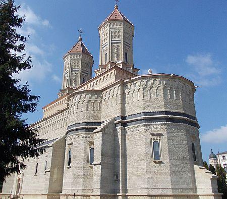 Manastirea Sfintii Trei Ierarhi - Iasi
