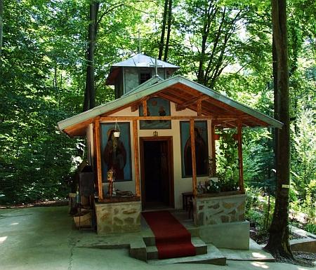 Biserica Izvoarelor de Leac