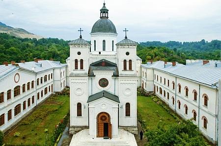 Manastirea Bistrita - Pestera Sfantului Grigorie Decapolitul