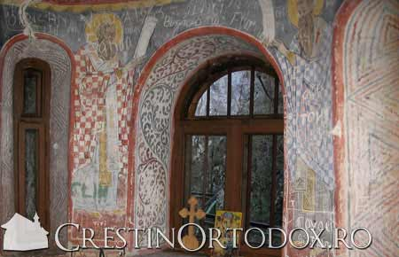 Pestera Sfantului Grigorie Decapolitul