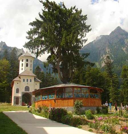 Mânăstirea Caraiman