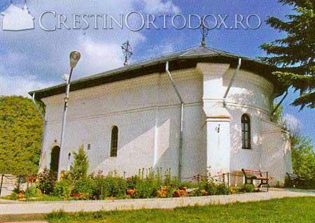 Manastirea Dalhauti - Biserica Izvorul Tamaduirii