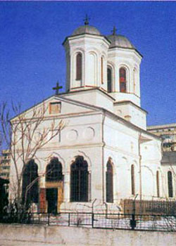 Biserica Foisor - Adormirea Maicii Domnului