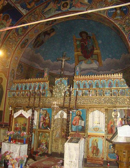 Biserica Sfantul Nicolae din Moara Domneasca