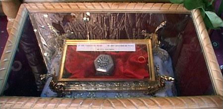 Schitul Sfantul Ierarh Nicolae - Giurgiu (Sfintele Moaste)