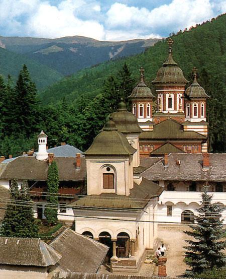 Manastirea Sinaia - Biserica Adormirea Maicii Domnului