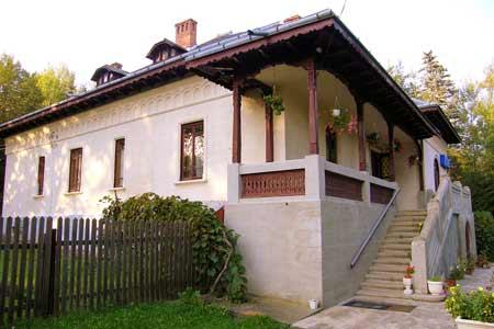 Casa Visarion Puiu - Mihail Sadoveanu - Neamt