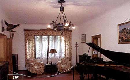 Casa Memoriala Visarion Puiu - Mihail Sadoveanu - Neamt