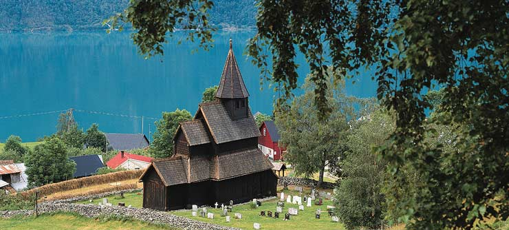 Bisericile de lemn din Norvegia